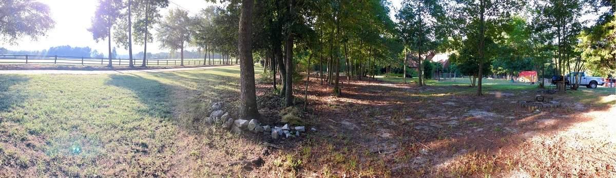 panoramic view of caprinew farm